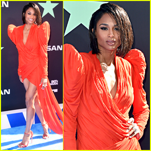 Ciara Brightens Up the Carpet at BET Awards 2019!