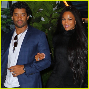 Ciara & Russell Wilson Step Out in Style for Dinner in NYC