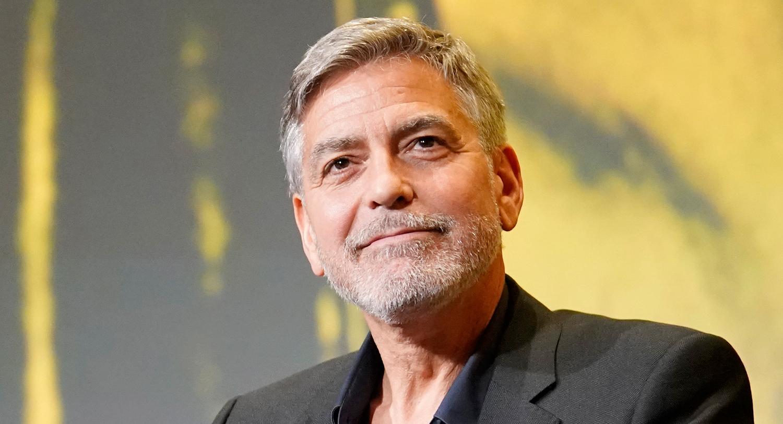 George Clooney Will Di...