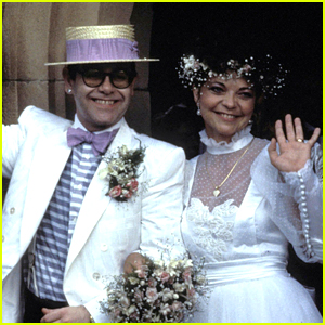 Look Back at Elton John's Wedding to Renate Blauel (Photos)