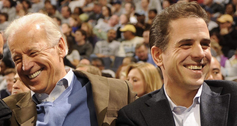 Joe Biden's Son Hunter Secretly Marries New Girlfriend ...