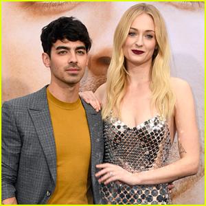 It Looks Like We Know Joe Jonas & Sophie Turner's Wedding Date, Thanks to This Celebrity...