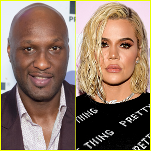 Khloe Kardashian Comments on Lamar Odom's Instagram Account - See What She Wrote