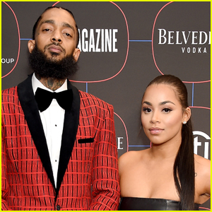 Lauren London Respects Late Beau Nispey Hussle on Dad's Day