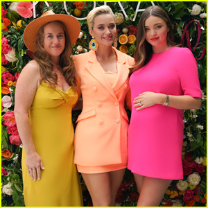 Miranda Kerr Hosts Kora Organics Luncheon With Katy Perry & Sofia Richie