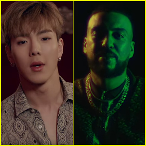Monsta X Team Up with French Montana for 'Who Do U Love
