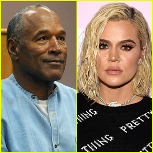O.J. Simpson Addresses Rumor That He's Khloe Kardashian's Real Dad