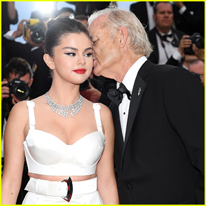 Selena Gomez Reveals What Bill Murray Whispered to Her at the Cannes Film Festival