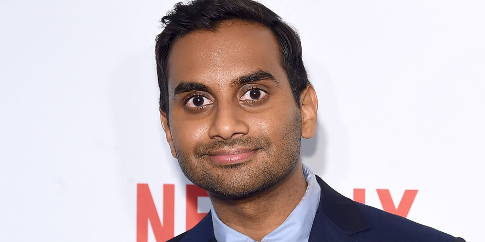 Aziz Ansari on dating mating and existential FOMO