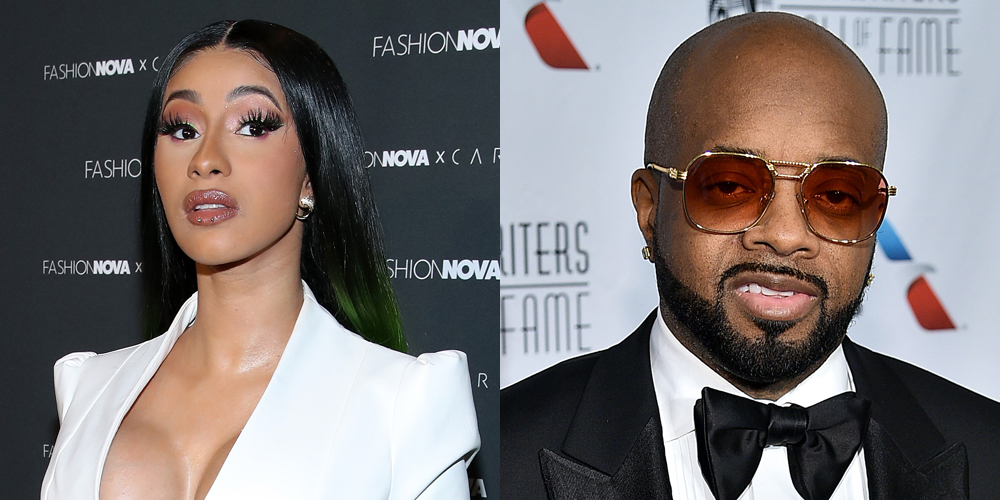 Cardi B Claps Back at Jermaine Dupri's 'Strippers Rapping