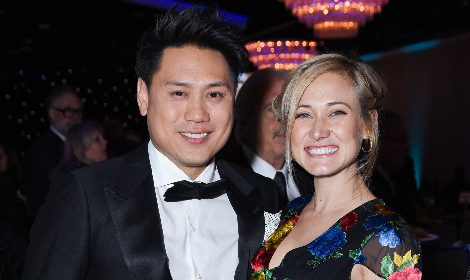 Director Jon M  Chu Welcomes Baby Boy, Names Son After