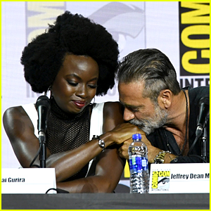 Danai Gurira Is Leaving 'The Walking Dead' - Watch Her Emotional Announcement at Comic-Con