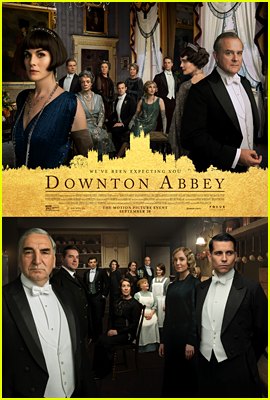 The 'Downton Abbey' Movie Debuts Its Final Poster!