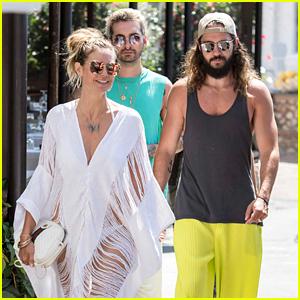 Tom Kaulitz Photos News And Videos Just Jared Page 2
