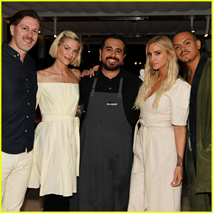 Jaime King & Ashlee Simpson Go On a Double Date (with Their Kids Included!)