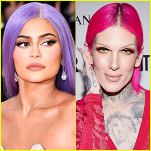 Jeffree Star Shades Kylie Jenner's New Skincare Launch, Warns Fans of Being 'Ripped Off By a Celebrity'