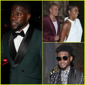Kevin Hart Celebrates 40th Birthday with Star-Studded Party!