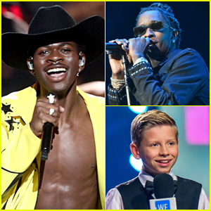 Lil Nas X, Young Thug, & Mason Ramsey: 'Old Time Road Remix