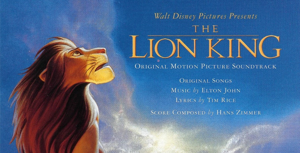 The Lion King' (1994) Soundtrack Stream & Download – Listen