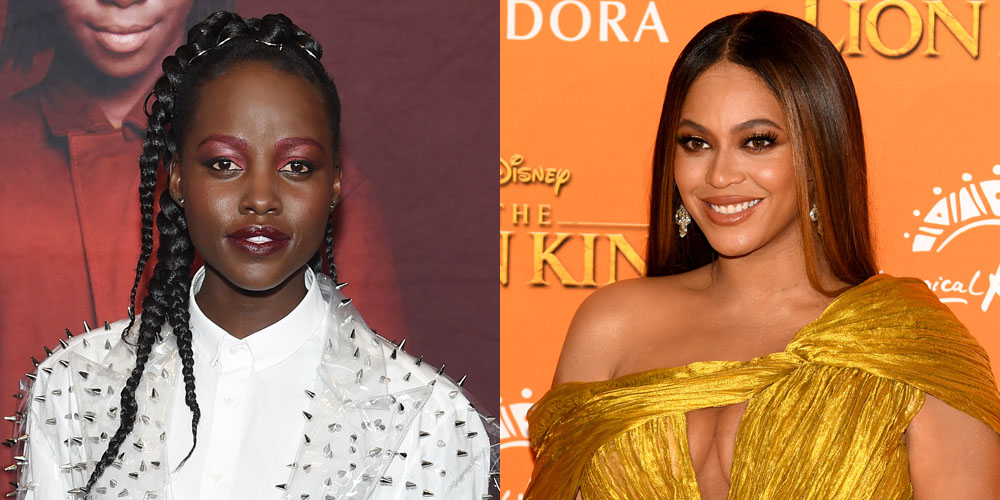 Lupita Nyong'o Has Adorable Reaction to Shout-Out in ...