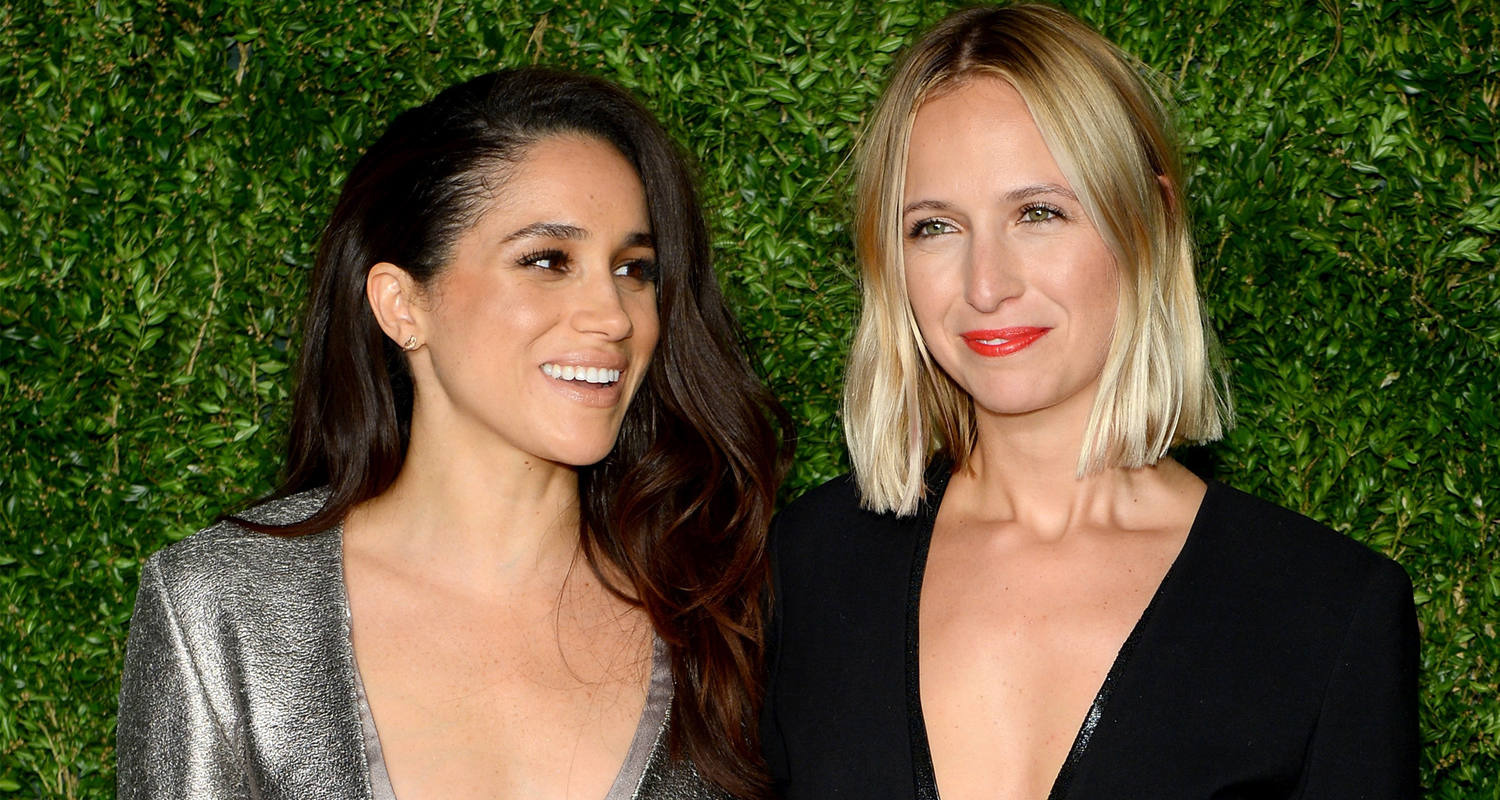 Image result for Meghan Markle Is Launching a Clothing Line With Designer BFF Misha Nonoo