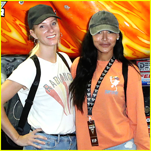 Heather Morris Photos, News and Videos | Just Jared