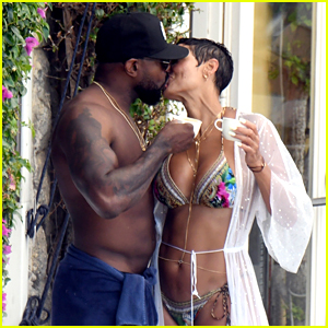 Nicole Murphy & Married Director Antoine Fuqua Spotted Kissing at the Pool in Italy
