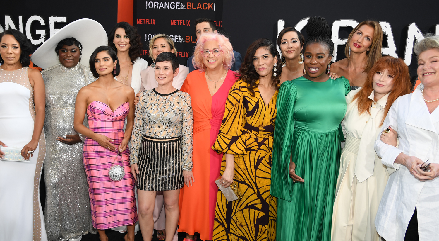 See All the 'Orange Is the New Black' Cast at the Final Season