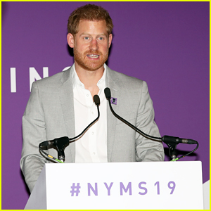 Prince Harry Shares Hope To Be a Role Model for Son Archie at Diana Award Summit!