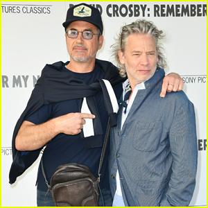 Robert Downey Jr  Teams Up with 'Sherlock Holmes 3′ Director