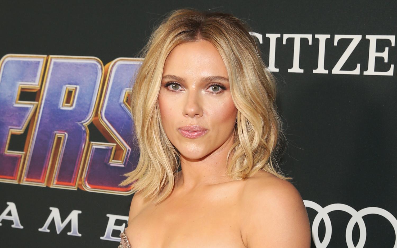 Scarlett Johansson Say...