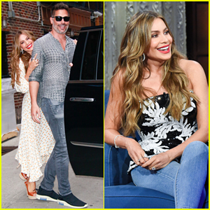 Sofia Vergara Hilariously Fails To Describe New Film 'Bottom of the 9th' on 'Colbert' - Watch Here!