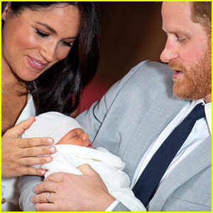 Meghan Markle & Prince Harry's Son Archie Has 'Tufts of Reddish Hair'