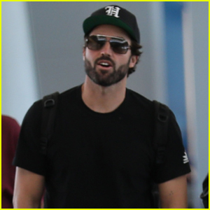 Brody Jenner Jets to Las Vegas After Date with New Girlfriend Josie Conseco
