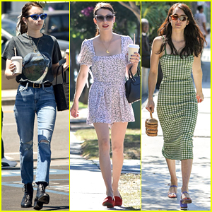 Emma Roberts Rocks a Week Full of Super Chic Outfits!