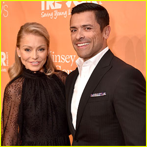 Kelly Ripa & Mark Consuelos Send Daughter Lola Off to College