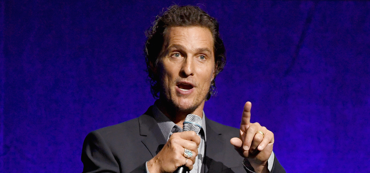 Matthew McConaughey Joins Faculty at University of Texas ...