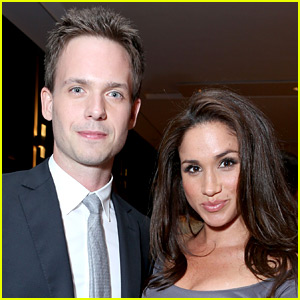 'Suits' Makes Funny Meghan Markle Reference About Her New Life as a Royal!