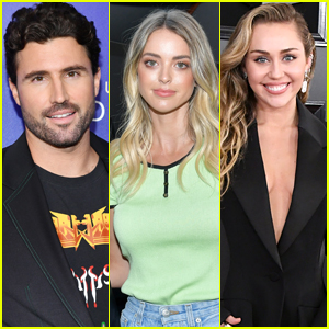 Miley Cyrus & Kaitlynn Carter Send Brody Jenner a Weed Bouquet for His Birthday