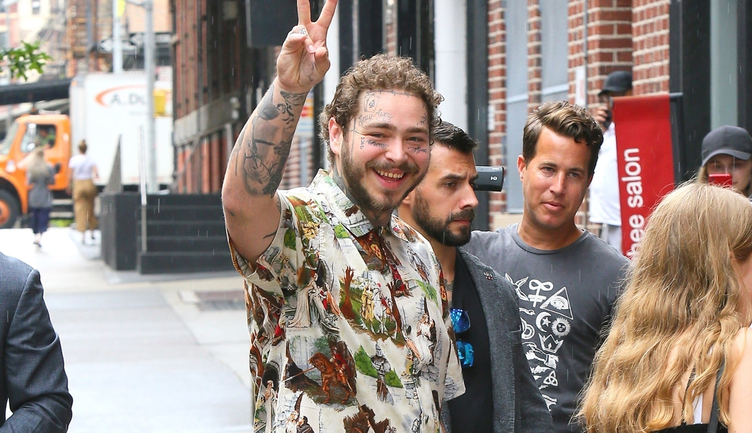 Post Malone Announces His Third Album is Coming Next Month