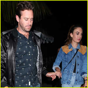 Armie Hammer Photos News And Videos Just Jared