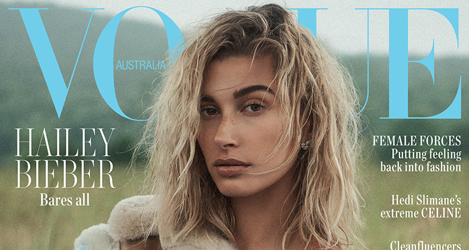 Hailey Bieber Opens Up About Mental Health: 'It Can Be Easy to Let People Convince You of Something That's Not Real'