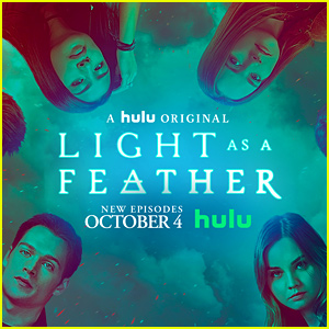 'Light as a Feather' Season 2 Gets New Trailer - Watch Now!