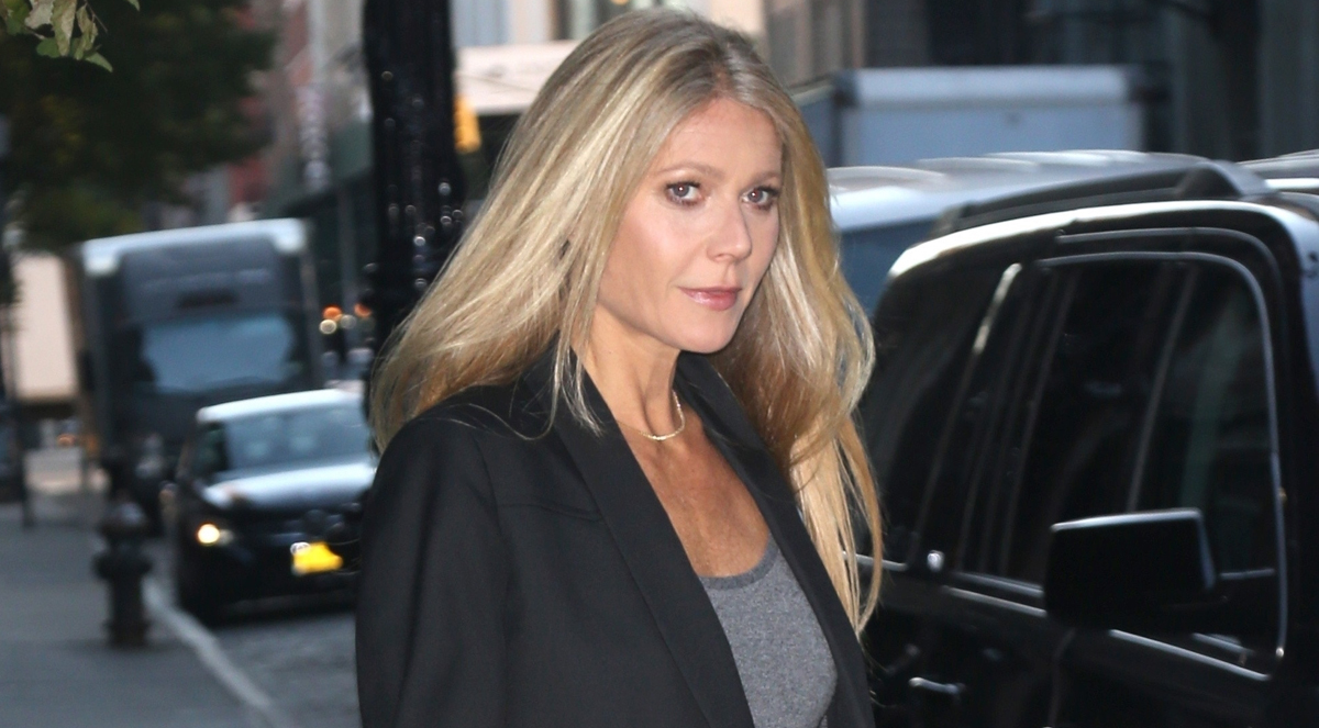 Gwyneth Paltrow Gets Bleeped Out on 'Today' Show for Saying This About Her Teenagers!