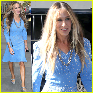 Sarah Jessica Parker Jokes She's Putting Marriage with Matthew Broderick 'On The Line' for 'Plaza Suite'!