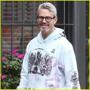 Andy Cohen is All Smiles on Morning Walk with Dog Wacha