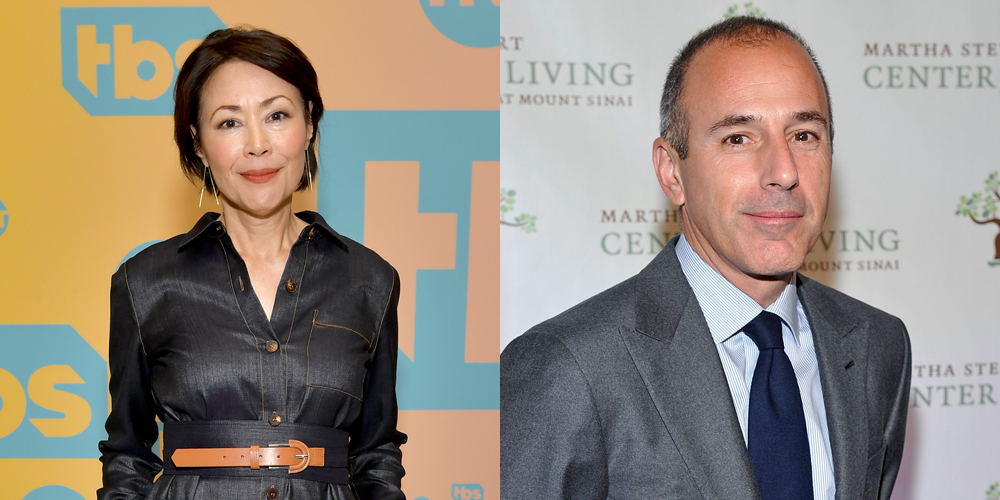 Ann Curry Voices Support for Brooke Nevils Amid Matt Lauer ...