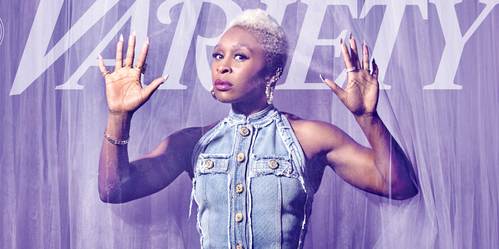 Cynthia Erivo Wants to Play the Role of Serena Williams!