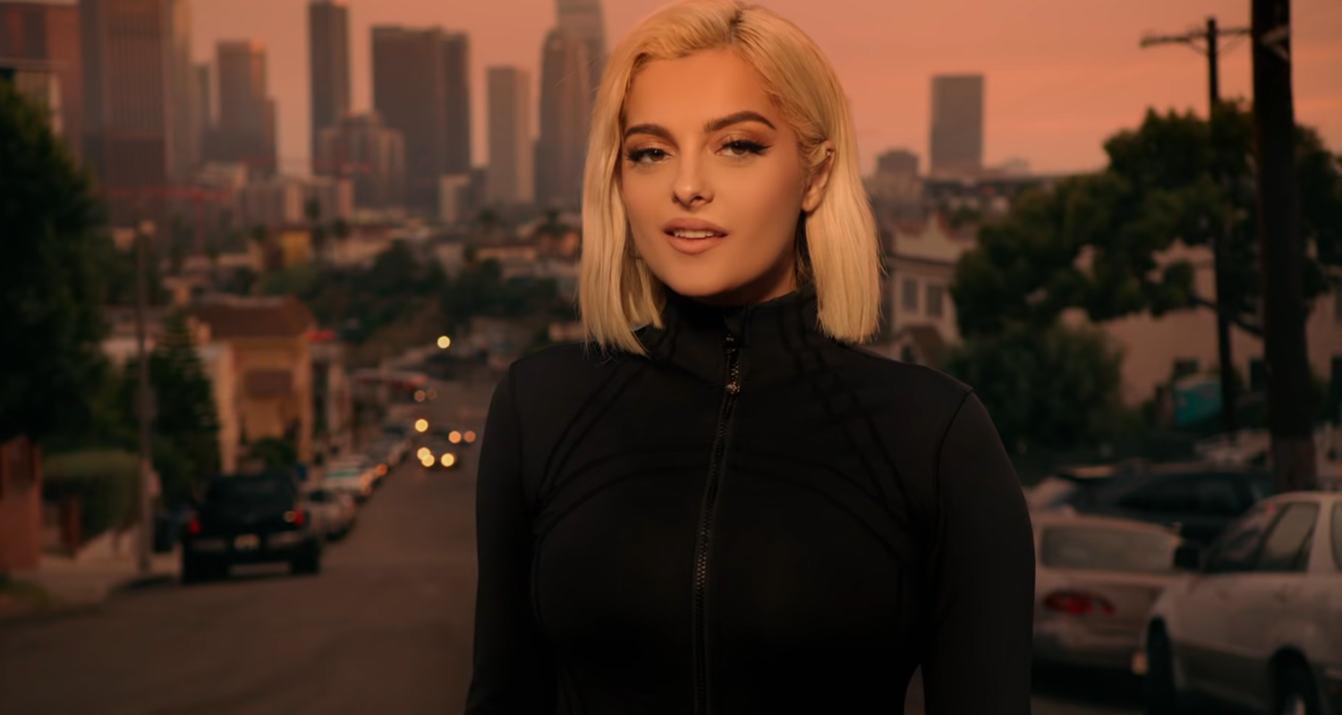 Bebe Rexha Debuts You Can T Stop The Girl Video From