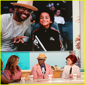 Taye Diggs Has a New Girlfriend & She Has Met His Son!